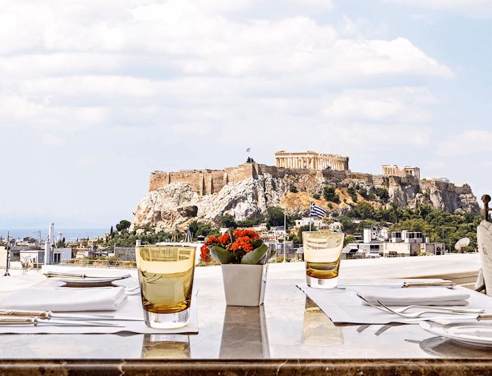 Μοντέρνα ελληνική κουζίνα & χαρακτηριστικά κοκτέιλ