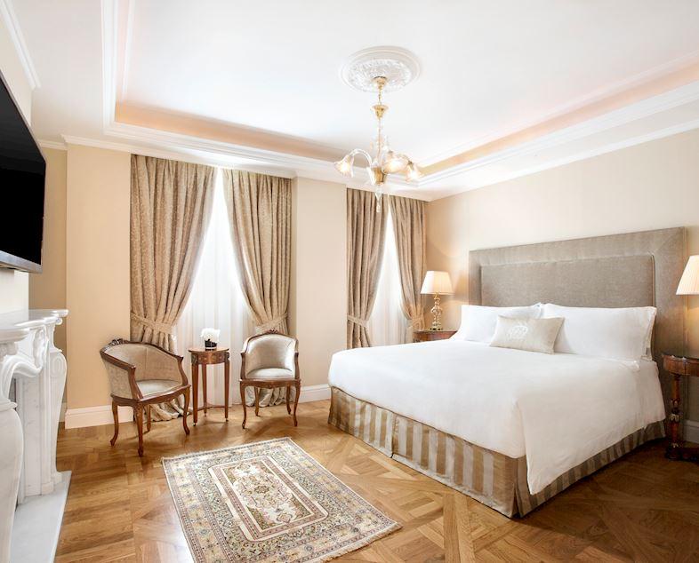 10% έκπτωση στις Σουίτες στο ξενοδοχείο King George