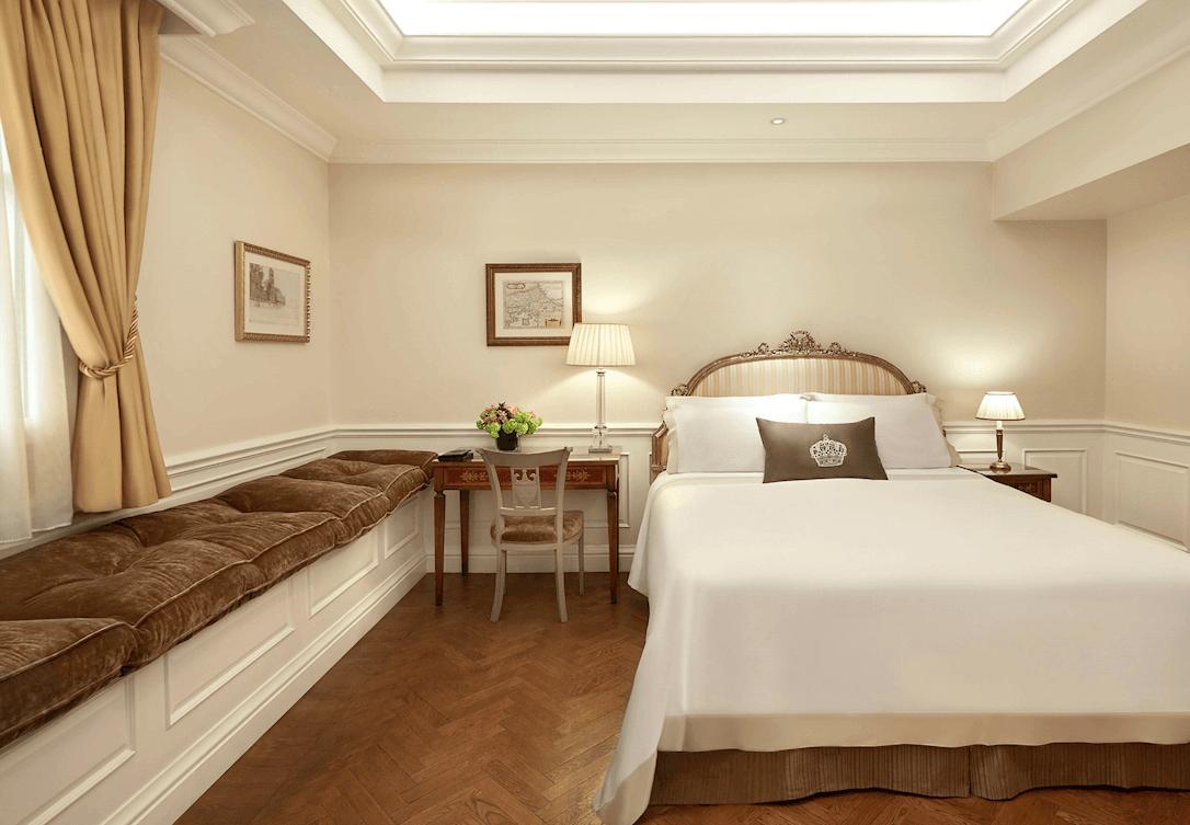 Classic Δωμάτια στο ξενοδοχείο King George