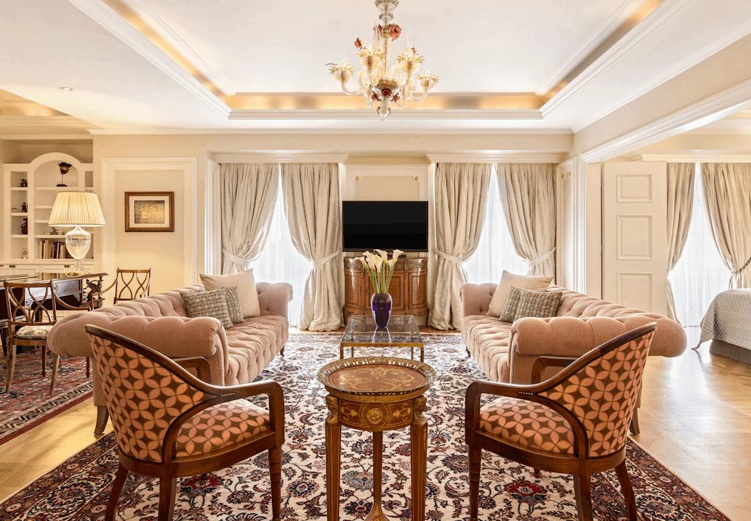Executive Grand Σουίτες στο ξενοδοχείο King George